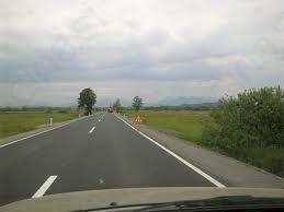 Rekonstrukcija ceste Staje  - Iška vas