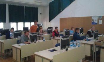 Otvoritvena delavnica Local Press v občini Loški Potok