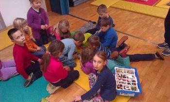 Tehniški dan prvem razredu – LEGO DAN