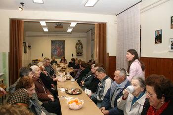 Predbožično srečanje starejših