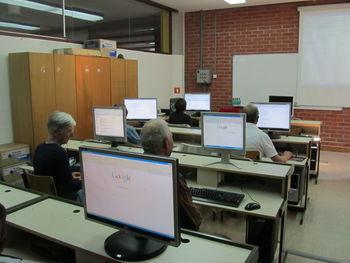 Računalniško opismenjevanje za starejše