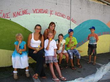 Poletne počitnice z DPM Slovenske gorice