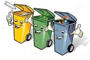Navodila za ločeno zbiranje odpadkov