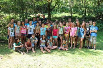 Poletni tabor v Radovni