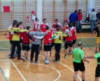 Presenetljiva a povsem zaslužena zmaga Rokometnega kluba Radovljica v gorenjskem obračunu