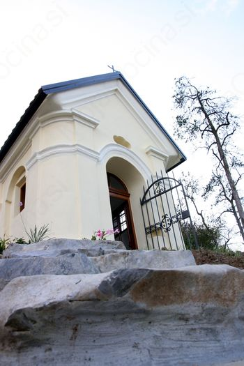 Obnovili kapelico v Verdu