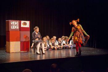 Novoletno obdarovanje otrok na OOZ Grosuplje
