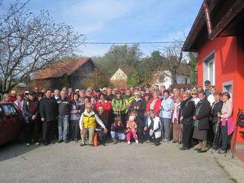 15. Martinov pohod občine Puconci