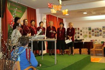 Zabavni program z ŽPZ Gorna v PE Slovenj Gradec