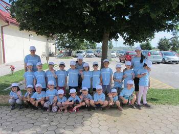 Mini maturanti v vrtcu Cirkovce