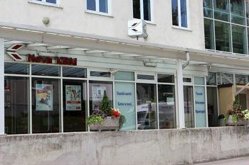 Pojasnilo o zaprtju poslovalnice Nove KBM v Šentilju