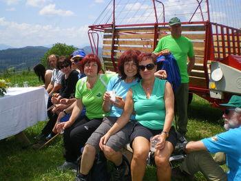 Pohod na Kamšakov travnik