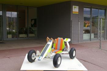 Trajnostna mobilnost na osnovni šoli Šturje Ajdovščina