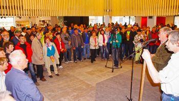 Srečanje skupnosti obvodnih krajev na Bledu