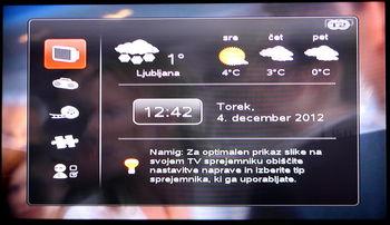 Letos nove možnosti televizije v Polhovem Gradcu