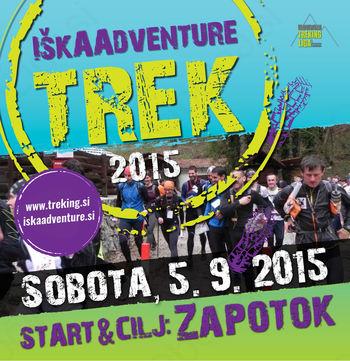 IškAAdventure TREK 2015