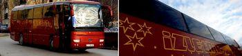 Vozni red avtobusov na relaciji Vransko - Celje