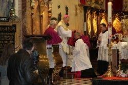 Monsinjor Jože Plut iz Valične vasi postal kanonik v ljubljanski stolnici