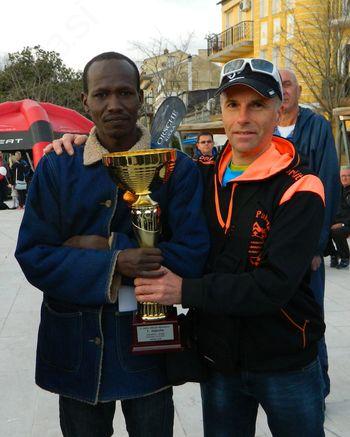 Cilj mu predstavlja svetovna špica maratoncev