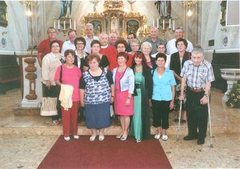 Srečanje sošolcev ob 50. obletnici osnovne šole