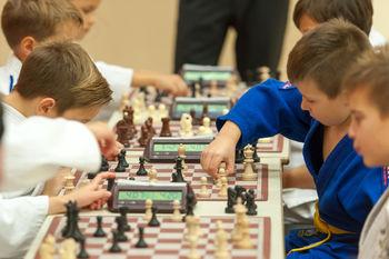 Tekmovanje v judu in šahu