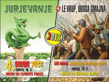 Vikend tradicije v zlatih Slovenskih Konjicah