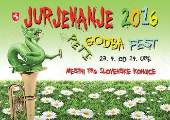 JURJEVANJE 2016, 5. GODBA FEST