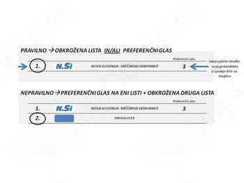 Svetniki Nove Slovenije bodo poročali predsedniku Pahorju