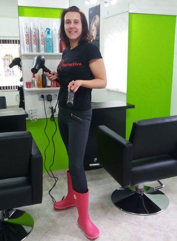 Nov frizerski salon na Lukovici