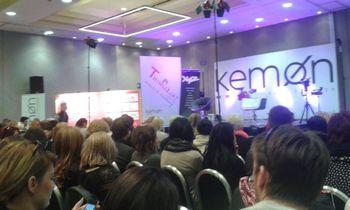 Frizerski seminar Kemon&Trimužijat