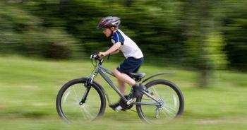 S kolesom v prometu