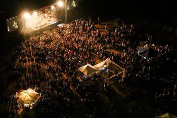 Na KKŠ Summer FEST-u norela deset tisoč glava množica