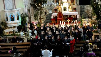 Božični koncert: Uspavanka za Jezusa