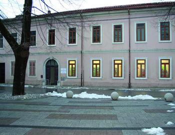 Knjižnica v Vipavi: darilo za praznik kulture