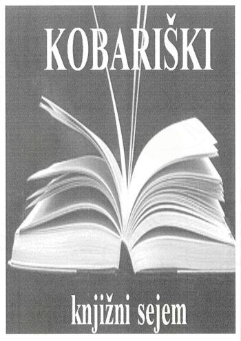 Kobariški knjižni sejem 2014