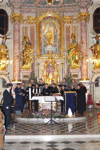 17. Božični koncert na Dobrovi