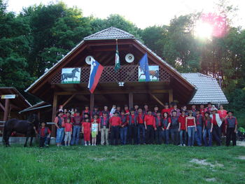 Suhokranjski konjerejci aktivni na spletnem portalu moja občina