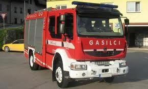 Podelitev činov novim gasilskim častnikom
