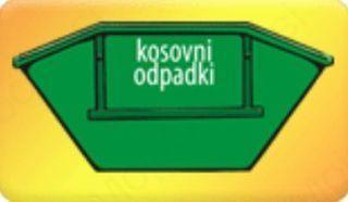 AKCIJA ZBIRANJA KOSOVNIH ODPADKOV 2012