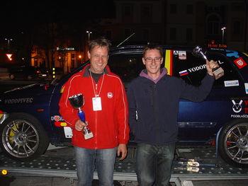 Leon Vodopivec – dvakratni državni prvak v gorsko hitrostnih avtomobilističnih dirkah