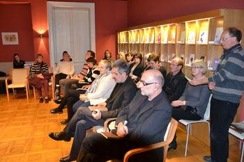 Literarni večer ob 70. obletnici Gimnazije Ravne na Koroškem