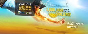 Ljubljana Beach Volley Chalenge 2015