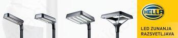 Energetsko učinkovita javna razsvetljava Občine Horjul