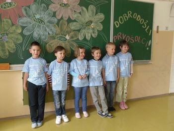 Novo šolsko leto na Bohinjski Beli