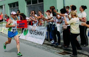 Marolt nadaljuje s tekaškimi uspehi