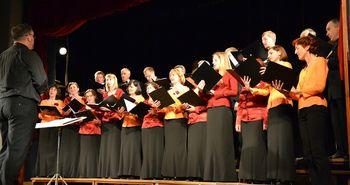 Večer zborovske pesmi