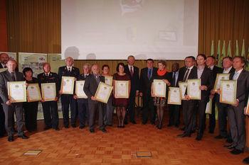 Priznanje za najlepše mestno jedro v Sloveniji