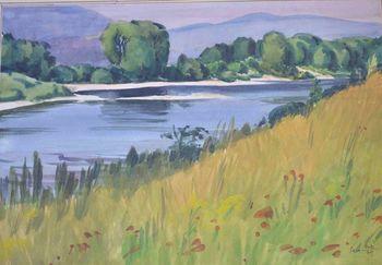 Slikarska razstava Milana Butine