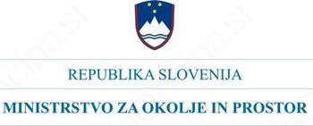 Javno naznanilo Ministrstva za okolje in prostor, 19. 5. 2016