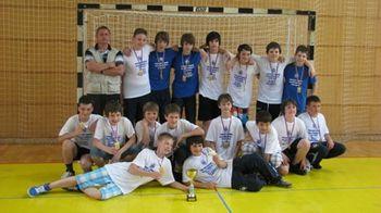 Mlajši dečki A državni prvaki